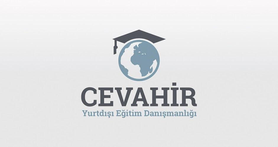Cevahir Yurtdışı Eğitim Danışmanlığı logo tasarımı