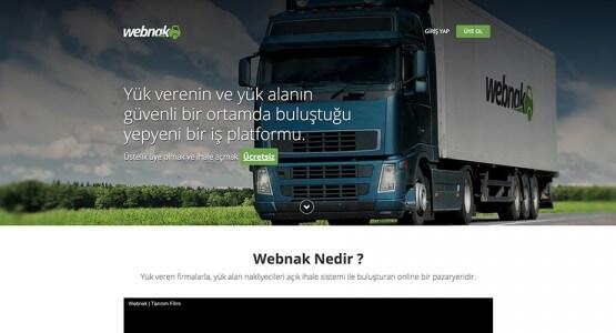 Webnak web tasarım ve ön yüz geliştirme